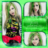 +Photopack Png Avril Lavigne by AHTZIRIDIRECTIONER