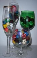 a D20 drink by Ozzlander