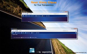 Real Vista Glass for TT by sagorpirbd
