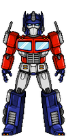 Optimus Prime (G1) by alexmicroheroes