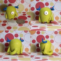 Fitzsimmons the Timid Monster by TimidMonsters