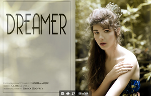 Dreamer editorial by DmajicPhotography