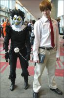 Deathnote Cosplay by Lasrin