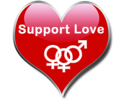 Support Love - Bi Female by Grave-Robber-Jess