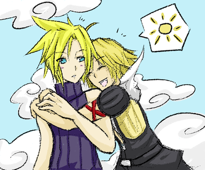 710 - Sunny Cloud by himichu