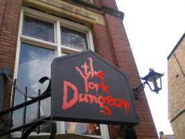 The York Dungeon... by furiousflamewolf