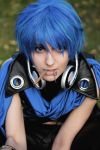 Another vocaloid: Kaito by GeshaPetrovich