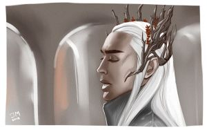Mirkwood king by JennieMaher
