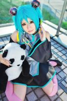 Miku Hatsune china module 2 by Shino-Arika