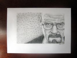 Breaking Bad -Walter White by deadmanvalley