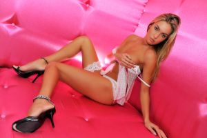 Pink and glamour by modelsfrance