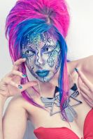 Artificial Alien IV by BeccyBex