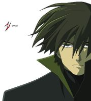 Hei Colored -Darker Than Black by DrkXShadowZ