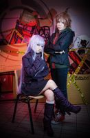 Danganronpa - Duo by Ika-xin