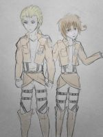 Germany and Italy AOT Version by BakaX3000