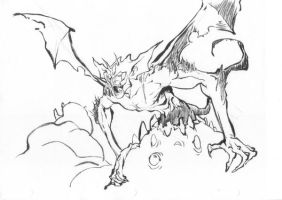 he's back devilman by tincan21