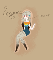 Longana Brooks~ by Imagination-Theory
