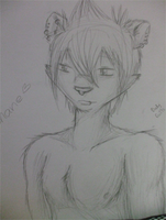 Shane topless O: by ShyEcho