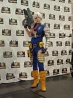 Cable - Wizard World Philly by CptTroyHandsome