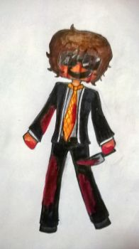 Bodil666 hand drawn by cutelupe