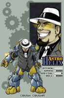 Pixel Fighter Astro by AstroHelix