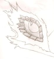 Dragon Eye by Jophish126