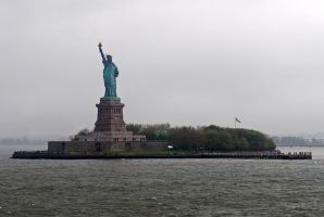 Lady Liberty 02 by LucieG-Stock