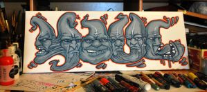 Graffitizm - WIP by YoulDesign