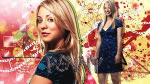 Penny wallpaper by HappinessIsMusic