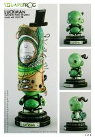 Luckman by SquareFrogDesigns