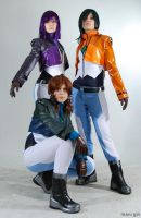 Gundam 00 - For the future by love-squad