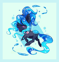 Watery by Ipun