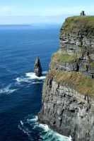 Cliffs Of Moher by TheDeadManWalking