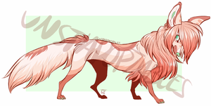 Misc. Auction: fabulous fox thing CLOSED! by Unstadoptables