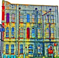 Back of Building by candhphotography