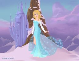 Jess the Snow Queen by Colleen15