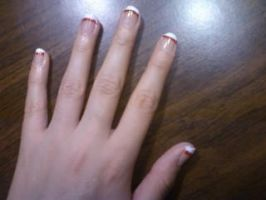 Red.White Tips by MathCrazy