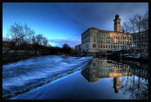 Salts Mill by silverstealth