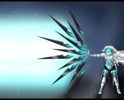Cyber: Objective Destroy by MagicCrazyMagician