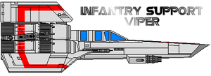 Infantry Support Viper by MarcusStarkiller