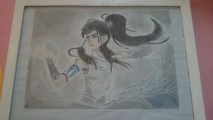 The Legend of Korra by Eleada