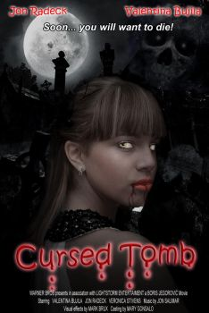 Cursed Tomb Movie poster by DrBiotox