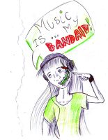 Bandaid by Kiwifromoutherspace