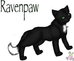 57. Ravenpaw by Servalness