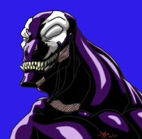 Grinny Venom by naldridge