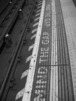 mind the gap by an-neo