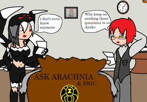 Ask Arachnia by YingYangHeart