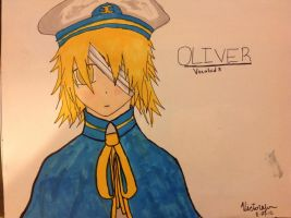 Oliver by Shmivey