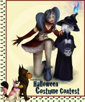 Pokecino Halloween Event: Ghost Galore by Lupaparva