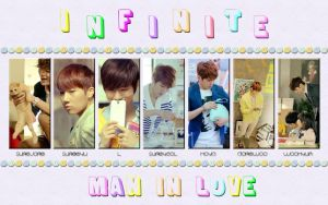 Infinite-man-in-love-wallpaper by KpopGurl